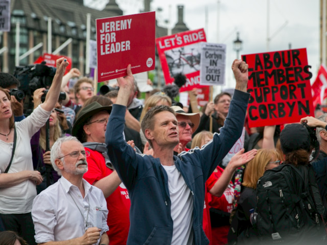 Momentum co-founder: we'll have more members than the Tories 'on current trend'