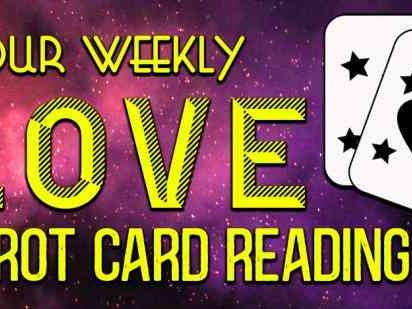 Your Zodiac Sign's Love Tarot Card Horoscope For The Week Of April 8-14, 2019