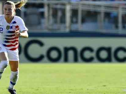 Who Is Emily Sonnett? New Details On The U.S. Women's Soccer Defender Competing In The World Cup