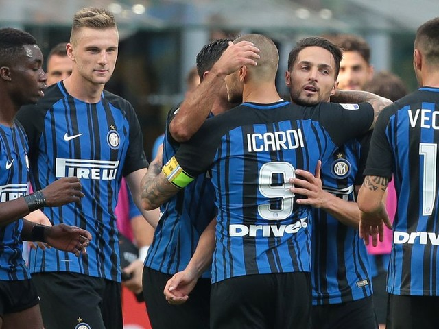 Inter show up late to defeat Genoa