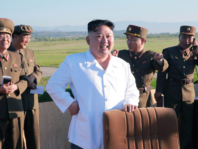 North Korea Tests New Anti-Aircraft System, State News Agency Says