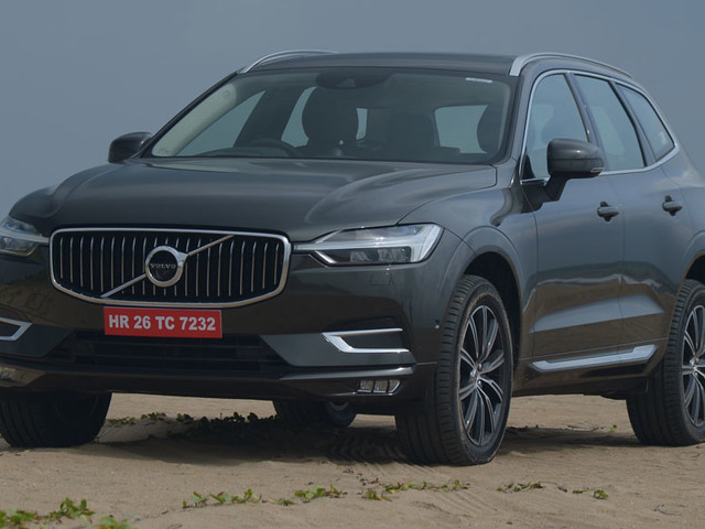 2017 Volvo XC60 launched at Rs 55.90 lakh