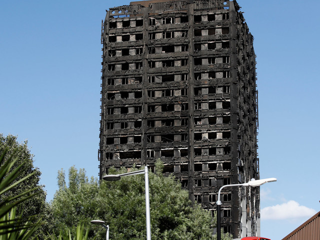 Grenfell Tower Survivors Accuse Authorities Of 'Serious Concerted Cover-Up' 100 Days After Tragedy
