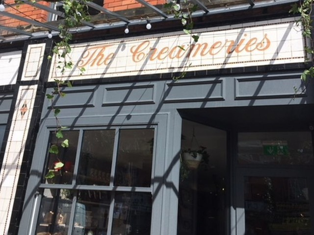 New Chorlton restaurant The Creameries is open and it smells AMAZING
