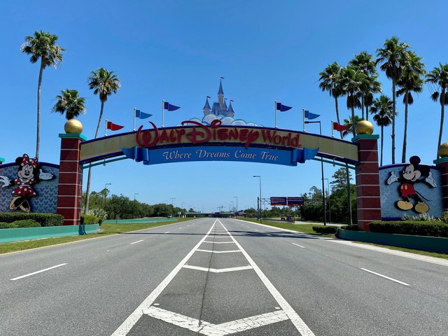 Walt Disney World to reopen in July after coronavirus shutdown
