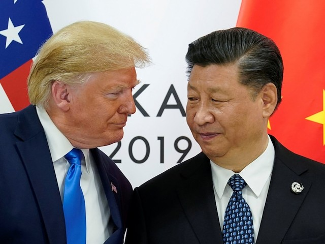US stocks surge to a record as investors breathe a sigh of relief at Trump and Xi's trade-war truce