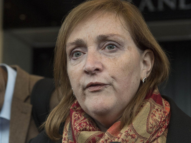 Labour MP Emma Dent Coad Under Fire Over 'Shameful' Tweet About Theresa May's Looks