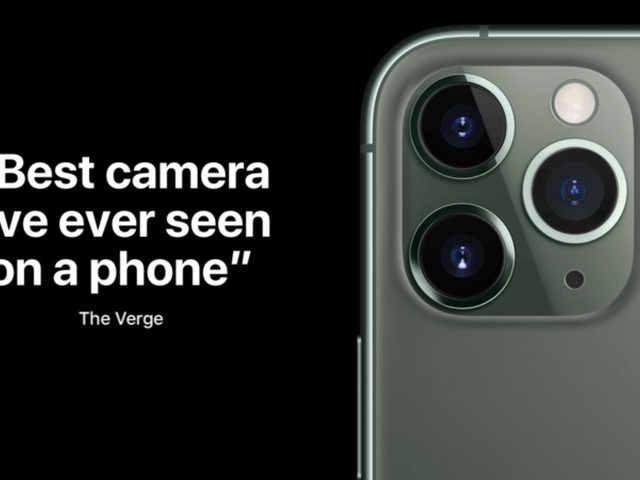 Apple Highlights iPhone 11, 11 Pro and 11 Pro Max Reviews