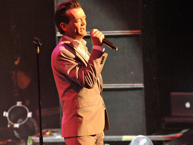 WISE WORDS: Feargal Sharkey Reveals, A Good Heart Isn't Actually That Difficult To Find After All