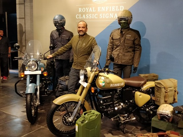 Here is the Royal Enfield Classic Signals Launched At INR 1,61,728, To Offer Dual Channel ABS