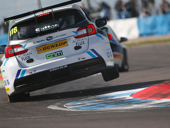 BTCC 2017: Donington Park - Tom Ingram takes victory and claims top spot in the standings
