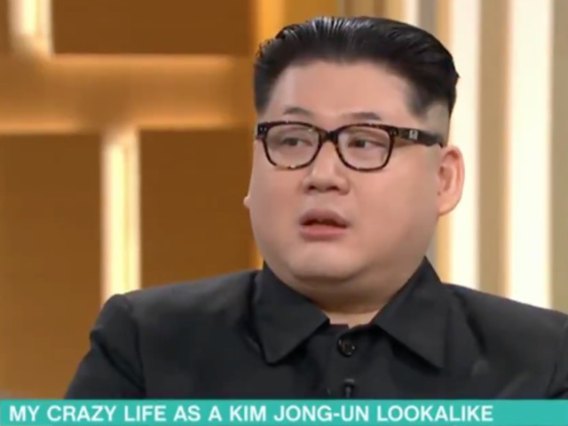'This Morning' Reaches New Level Of Bizarre As Kim Jong-Un Impersonator Talks Looking For 'A Shag'
