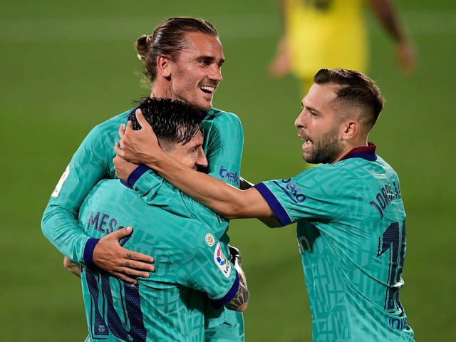 Villarreal 1-4 Barcelona LIVE! LaLiga 2020 final score and result reaction as Griezmann, Messi, Suarez star