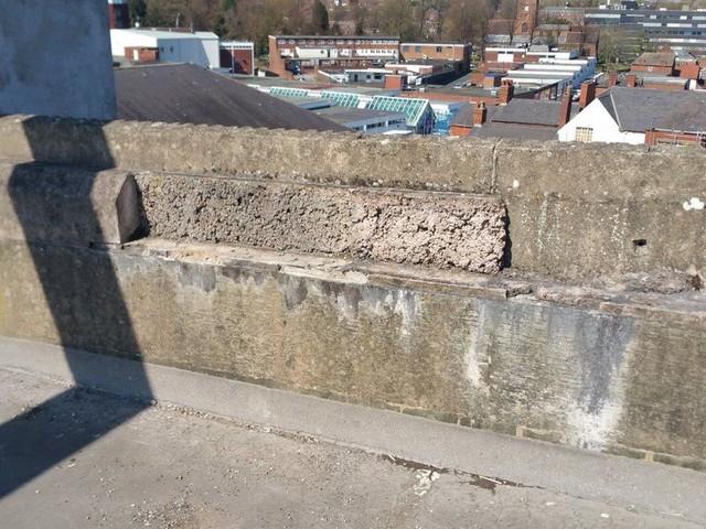 Yobs hurl bricks from top of multi-storey car park in Halesowen