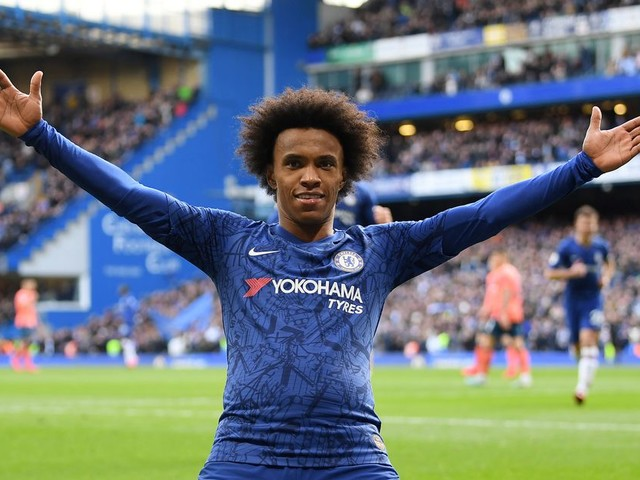 Willian considering all options after 'everything has stopped' with Chelsea