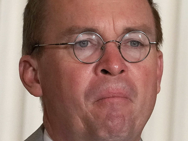 Twitter Users Warn Mick Mulvaney On The Dangers Of Being Trump's Chief Of Staff