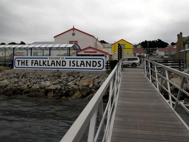 Coronavirus: UK doubles intensive care beds on Falkland islands