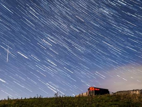 In pictures: Sky lights up at night as Perseid meteors visit Earth