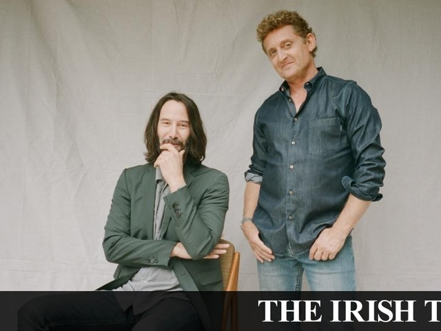 Bill & Ted in middle age: 'We felt if we did it with heart, it would work'