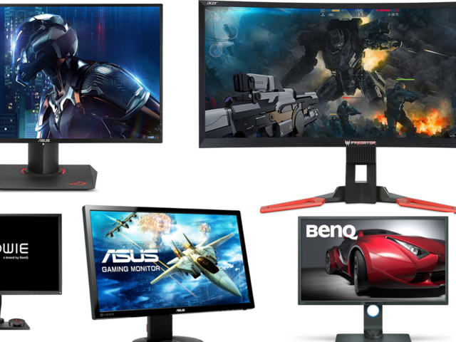 8 of the best gaming monitors to push you to the next level