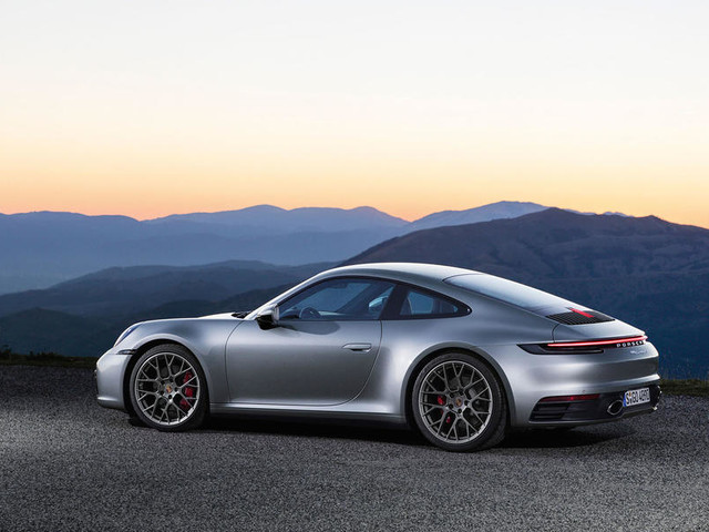 New 2019 Porsche 911: eighth-generation sports car revealed