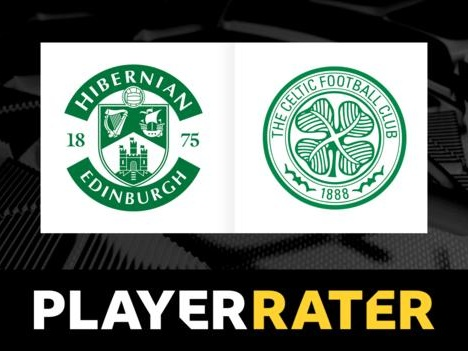 Player Rater: Have your say as Hibernian face Celtic