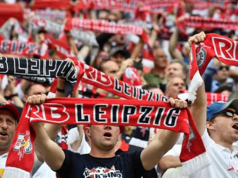 Red Bull duo Leipzig, Salzburg admitted into Champions League