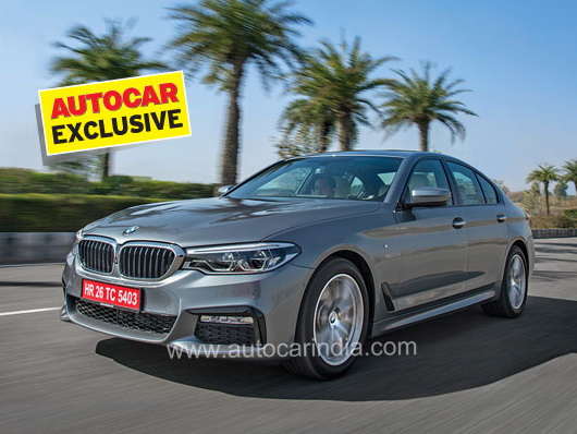 Review: 2017 BMW 5-series India review, test drive