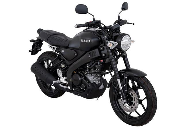 Yamaha XSR 155 revealed