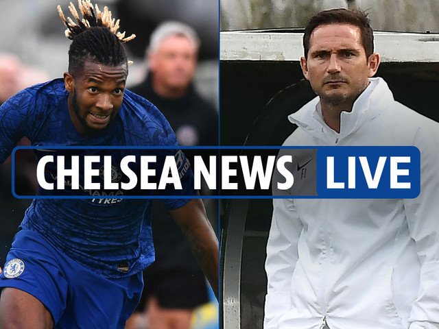 1pm Chelsea transfer news LIVE: Lampard to take free open training session, Swansea want Palmer on loan
