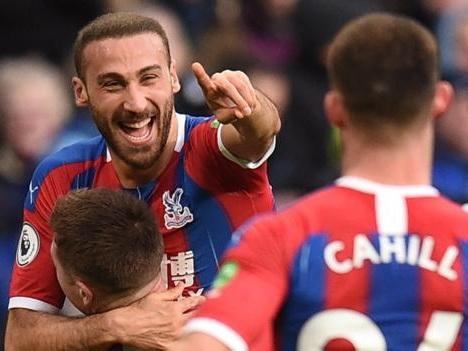 Crystal Palace clinch dramatic draw at Man City