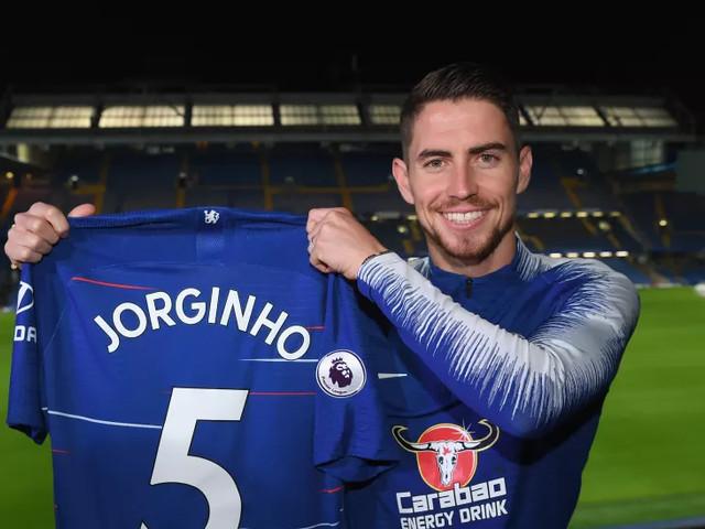 Chelsea midfielder Jorginho opens up on Arsenal interest