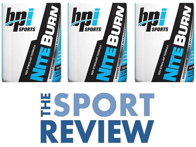 Nite Burn BPI Sports review