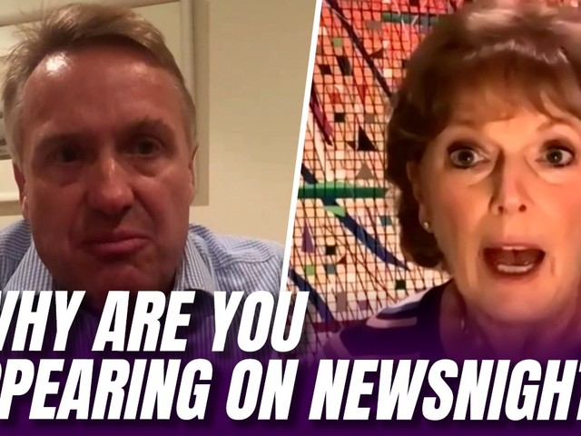 Charles Walker & Anna Soubry's Reshuffle Bust-Up