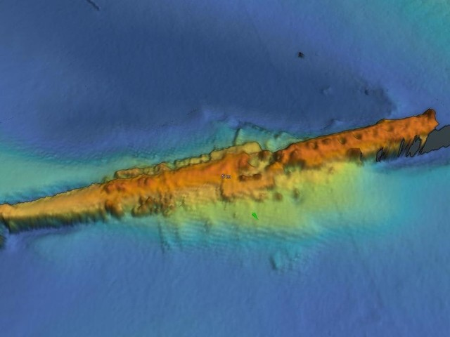 German U-boat sunk in North Sea surveyed for the first time