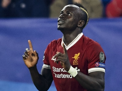 Mane cracker named UEFA Champions League Goal Of The Week, presented by Nissan!