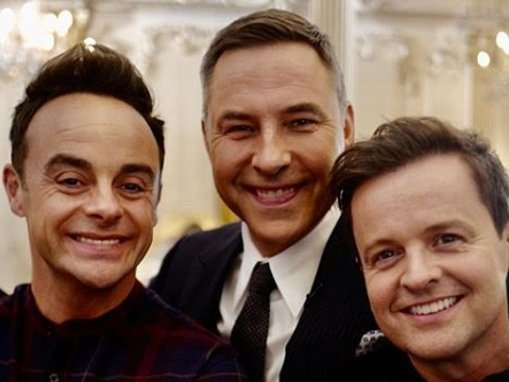 Ant McPartlin kicks off the first day of Britain's Got Talent auditions with Declan Donnelly