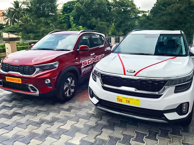 Kia India cumulative sales cross the 2.5 lakh unit mark