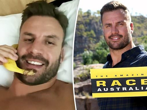 The Amazing Race: Beau Ryan admits he went stir crazy in quarantine