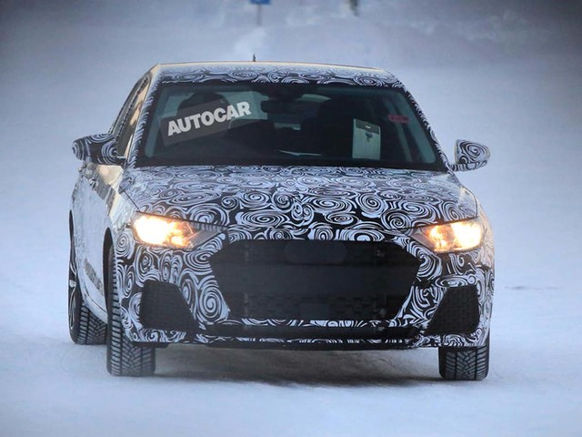 New higher-tech Audi A1 aims to eclipse rival Mini