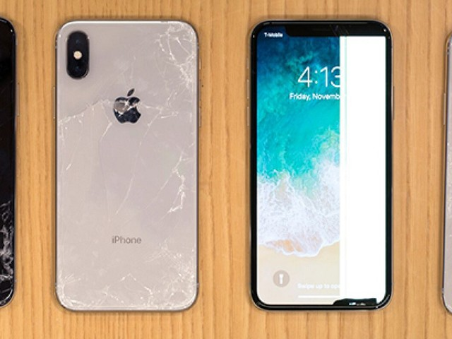 SquareTrade Says iPhone X is 'Most Breakable iPhone Ever' as Glass Shatters in Series of Drop Tests