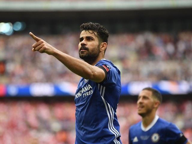 Official: Atletico Madrid re-sign Diego Costa from Chelsea