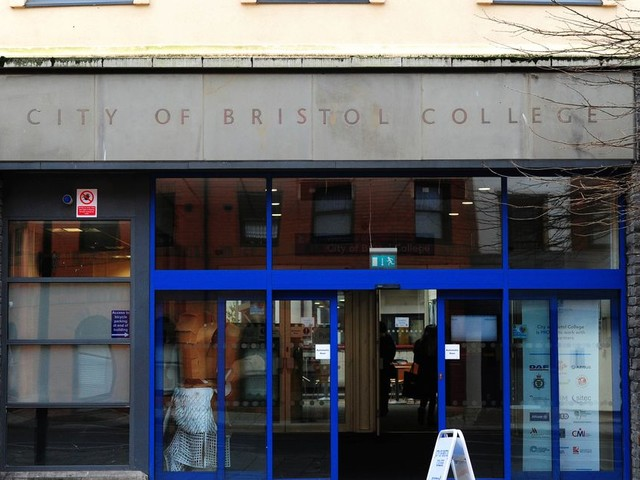 Student's dad 'in brutal brawl with boys' at City of Bristol College