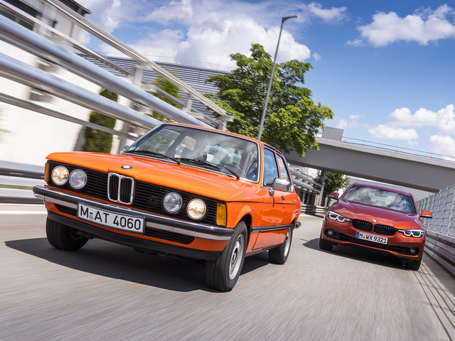 BMW Celebrates Arrival of 3 Series Edition With Family Photo Shoot