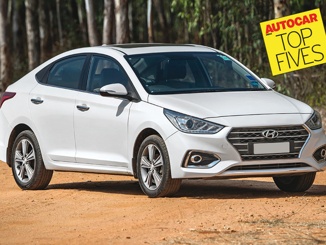 Best petrol-manual mid-size sedans under Rs 13 lakh