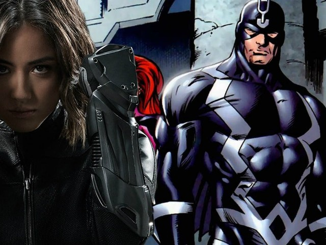 Inhumans Showrunner Open to 'Some Sort of' Agents of SHIELD Crossover