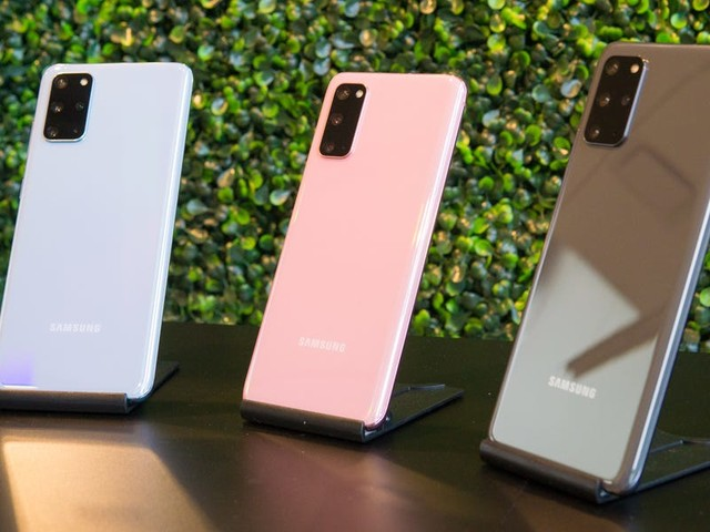 The Samsung Galaxy S20 lineup is fully 5G — here's how much every model costs and how to pre-order them