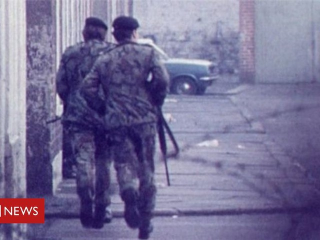 MPs to debate immunity for Northern Ireland veterans