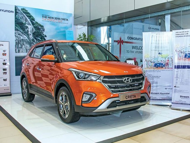 Near-Rs 1 lakh discount on Hyundai Creta
