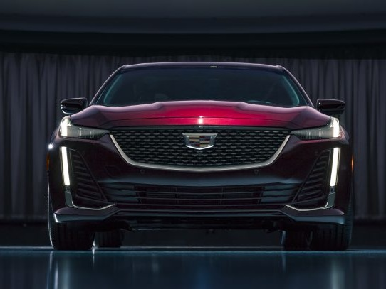 Listen Closely: Cadillac Reveals New 2020 CT5 Sedan